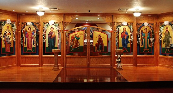 Iconostasis of St. Athanasius